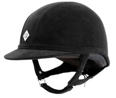 Buy the Charles Owen GR8 English Riding Helmet, Low profile, lightweight, meets all safety standards, at Mary's