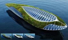 Futuristic, Physalia Floating Garden By Vincent Callebaut Futuristic City, Futuristic Technology, Futuristic Design, Futuristic Architecture, Sustainable Architecture, Sustainable Design, Green Architecture, Floating Architecture, Beautiful Architecture