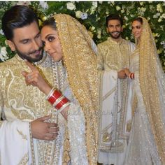 Ranveer Singh came up about his wedding with Deepika Padukone and he knew that she was his soulmate. Ranveer Singh and Deepika Padukone's post-wedding and Bollywood Couples, Bollywood Wedding, Bollywood Stars, Bollywood Fashion, Deepika Ranveer, Deepika Padukone Style, Ranveer Singh, Shraddha Kapoor, Ranbir Kapoor
