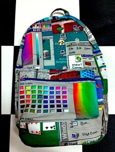 $57.98 Windows 98 backpack by omighty