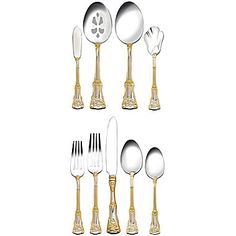 $159.99 sale jcp   Royal Albert® Old Country Roses 65-pc. Flatware Set