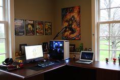 Work In Progress Battlestation - re-upload