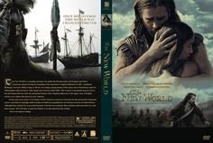 DVD cover 'The New World'