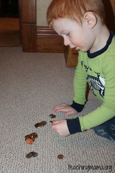 oney Muncher- great for building fine motor skills and sorting money