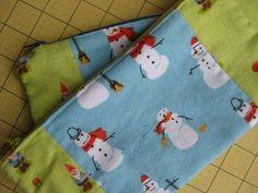 DIY zip pouch - comfortstitching