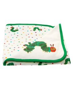 The Very Hungry Caterpillar™ Blanket I want this for myself!