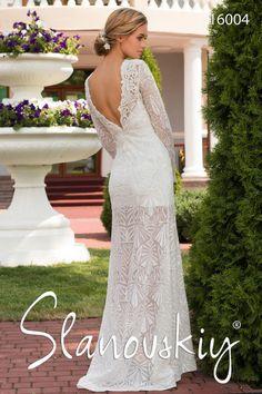 Vestido de Noiva Slanovskiy 16004