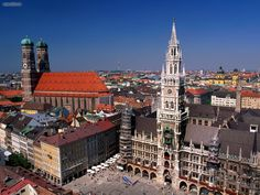Munich, Germany.  This is one of my favorite places I have been to.  I could be a little bias though because I got engaged here!