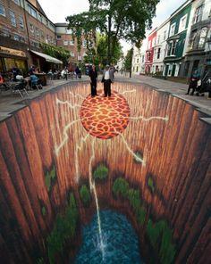 Artist Edgar Mueller   Amazing 3D Street Art Illusions by Edgar Mueller - Artpromotivate