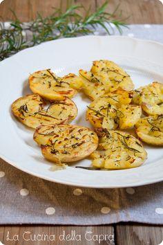 Crash Hot Potatoes   La Cucina della Capra