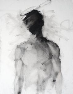 Grantaire, self-portrait - Zeichnungen traurig - ART