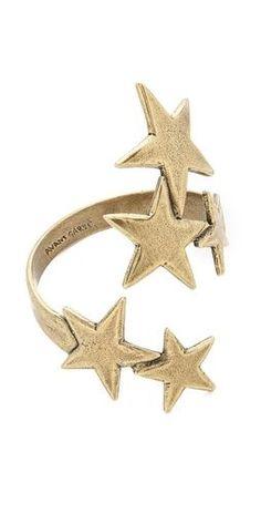 Star arm cuff