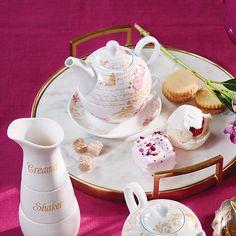 Avon Living Stackable Tea Set | AVON $24.99 - Buy Avon Living Stackable Tea Set online at https://www.avon.com/category/avon-living?rep=barbieb Barb Barry, Avon Rep Online – Avon Living Home Decor