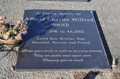 Arnold Charles Wilfred Arnie Smith 1941 - 2002
