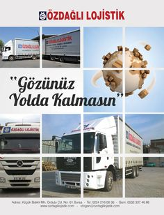 Tümsiad Business Özdağlı Lojistik Reklam Çalışması