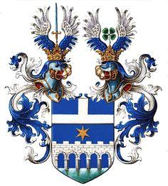 Coat of arms Bilimek von Waissolm