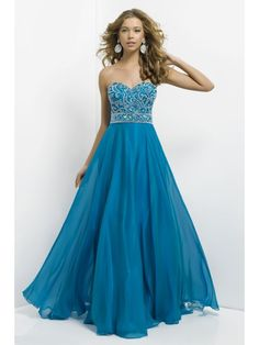 Beaded Prom Evening Formal Dresses 1803091