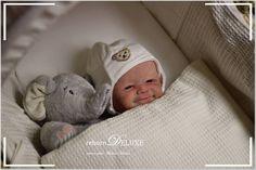Andrea Heeren rebornDELUXE Baby James by Sandy Faber