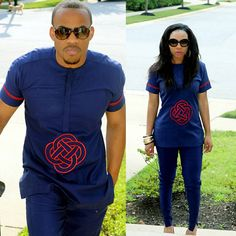 This Couple and Parents to 4 Amazing Kids Are So Fashionable - See Them Slay in Matching Outfits - Wedding Digest Naija African Fashion Designers, African Men Fashion, Africa Fashion, Ankara Fashion, Ladies Fashion, Kids Fashion, African Attire, African Wear, African Dress