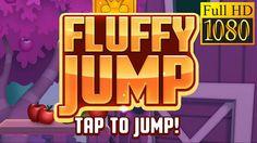 """Fun"" Fluffy Jump Game Review 1080p Official Noodlecake Studios Arcade"