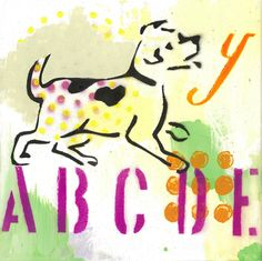 abcde doggie