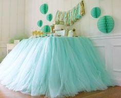 Idée originale pour habiller votre table de mariage