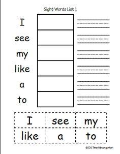 I, see, my, like, a, to worksheet