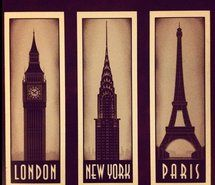 London, New York, Paris.. What will it be?
