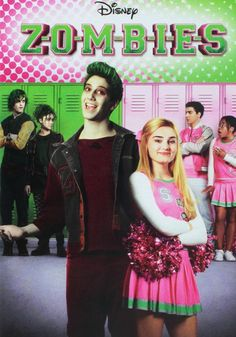 Disney Zombies Milo Manheim Romance 120 Minutes DVD 786936857672 for sale online Zombie Disney, Disney S, Disney Love, Zombie Birthday, Zombie Party, Zombie Pose, Emilia Mccarthy, Chibi Kawaii, Meg Donnelly