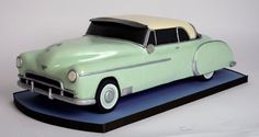 Chevy Bel Air Cake by Geof at Charm City Cakes