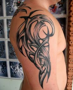 Tribal Tattoo Designs http://tattoodesignspro.com/tribal-tattoo-designs/