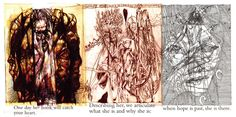 The Sandman: Endless Nights. Despair - Fifteen Portraits of Despair Neil Gaiman.  Barron Storey. Dave McKean