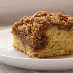 Cinnamon Cream Cheese Coffee Cake Recipe
