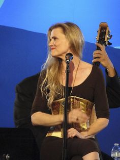 Tierney Sutton. KUSP Public Media, via Flickr - Photo by Terry Green