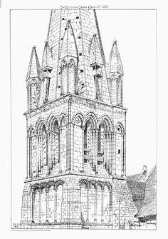 gothic architecture characteristics 1200 1550c architecture