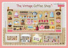 Sodastitch Indonesia SO-G49 - The Vintage Coffee Shop