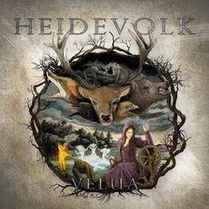 Heidevolk - Velua cover Dutch Folkmetal about de Veluwe