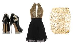 """""""Untitled #25"""" by alyson-0429 on Polyvore featuring Casadei and Charlotte Russe"""