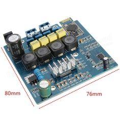 Tpa3116 bluetooth tablero del amplificador clase d 50w x 50w amplificador bordo csr4.0 Venta - Banggood.com