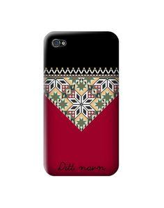 Hardangerbunad(hardcase) til mobil m/ ditt navn. iPhone case with Norwegian Bunad print. Norway, Folk, Iphone Cases, Store, Storage, Folk Music, I Phone Cases, Popular, Shop