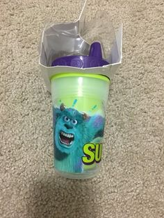http://www.specialtytoystores.com/category/sippy-cup/ new #disney monster inc sippy cup from $13.99