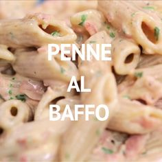 PENNE AL BAFFO: a tasty, creamy and ready-made first course in no time A perfect recipe for your last minute dinners! The post Penne with mustache appeared first on Woman Casual - Food and drink Italian Recipes, New Recipes, Dinner Recipes, Cooking Recipes, Healthy Recipes, Oven Cooking, Italian Cooking, Quick Recipes, Pasta Recipes Video
