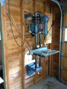 Shopsmith 10ER Wall Mounted Drill Press