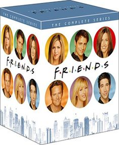 Friends: The Complete Series Collection (DVD) | Overstock™ Shopping - The Best Prices on Television