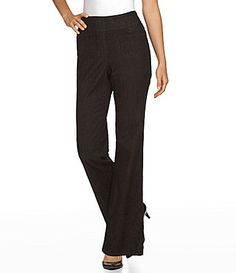 Westbound Woman PARK AVE fit Pants @ Dillards.  The best pants EVER!