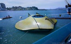 Flying Sub Voyage to the Bottom of the Sea | Once a part of Naval research, the Flying Sub travels the world now ...
