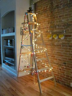 Lights and Ladders
