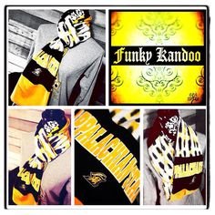 Vintage Appalachian State University T-shirt scarf from Funkykandoo! Find us on Facebook and Instagram