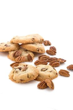 Deliciously grain-free and sugar-free. Butter Pecan Cookies
