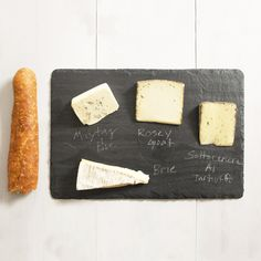 Fab.com | Cheese Board - you know... so everyone knows what they're eating!